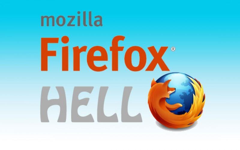 Attivazione della videochat Hello su Firefox 34 internet