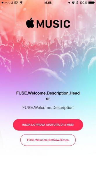 Confermati da iOS 8.4 i prezzi di Apple Music