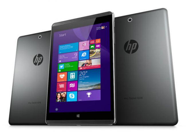 HP annuncia il Pro Tablet con Windows 10