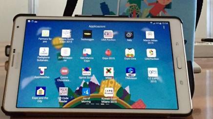 Tim2go Tablet Sharing