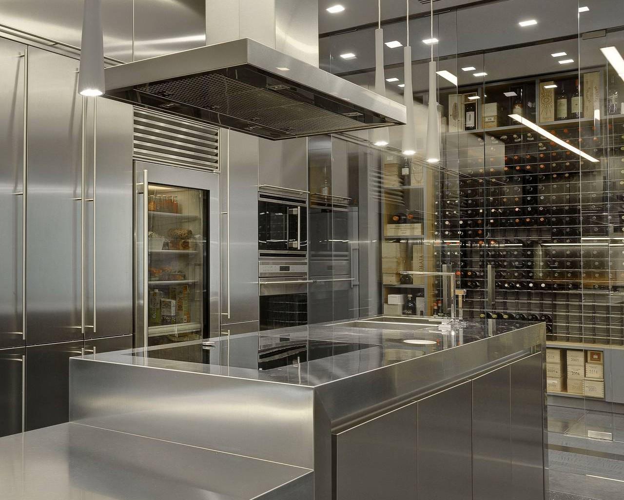 a Torino la cucina Hi-Tech