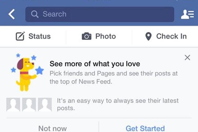 facebook-personalizza-homepage