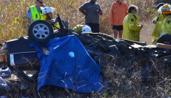 incidente stradale Australia morti giovani italiani
