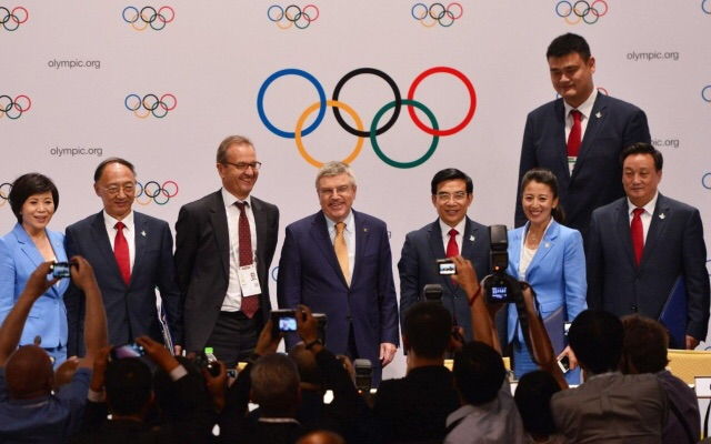 giochi olimpici invernali del 2022