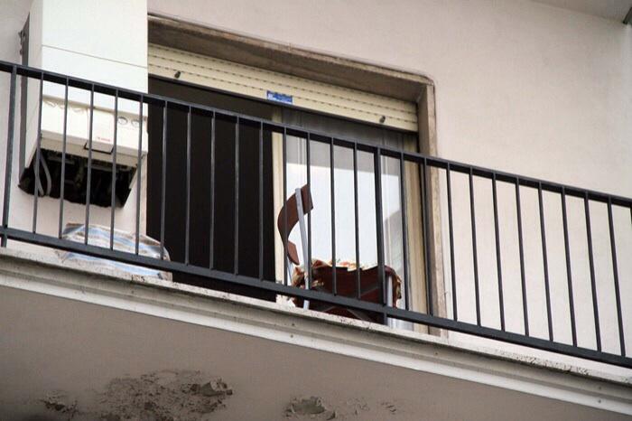 Michelle Levigni morta precipitando dal quinto piano