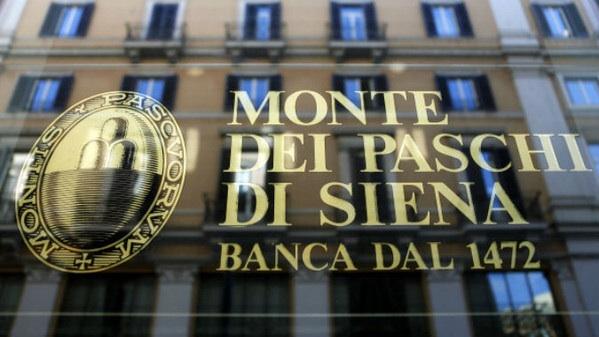 Borsa: Monte dei Paschi di Siena torna all'utile con un rialzo del 7,1%