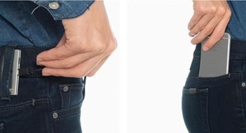 Jeans ricarica