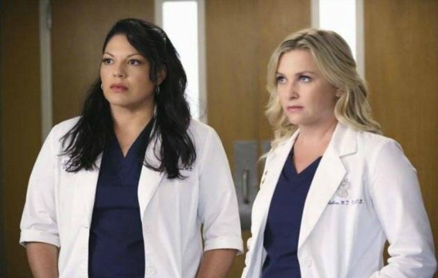 Grey's Anatomy dodicesima stagione