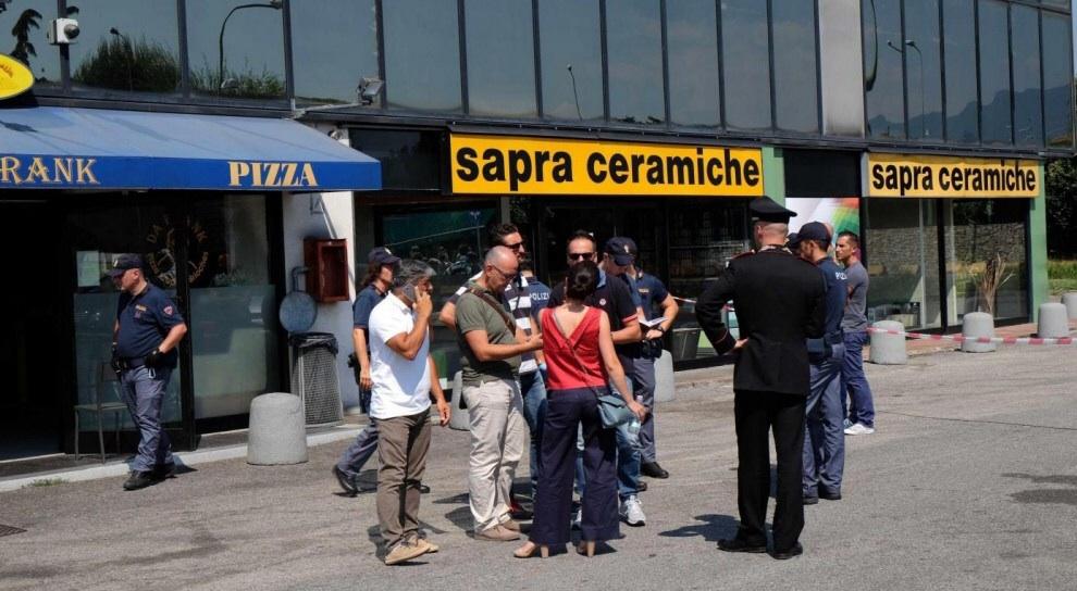 Sparatoria a Brescia