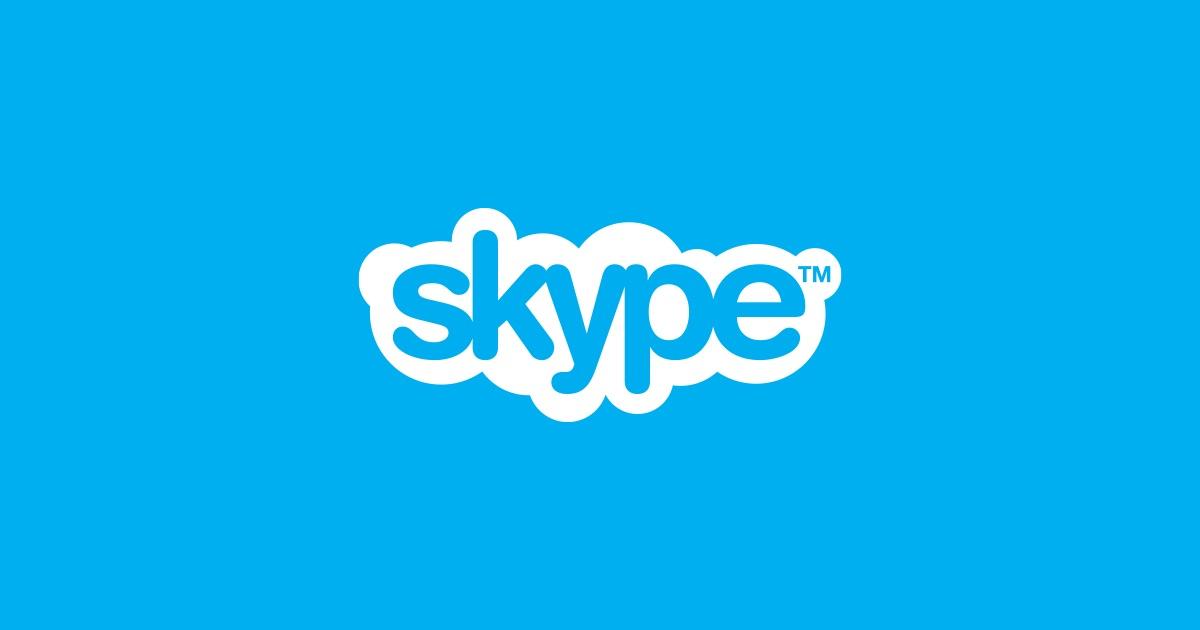 Skype bloccato