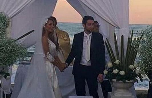 4ca660ddf704 Amici 7  Susy Fucillo si è sposata con il fidanzato Salvatore ...