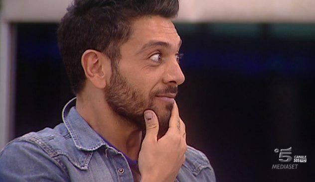 Alessandro Calabrese Grande Fratello