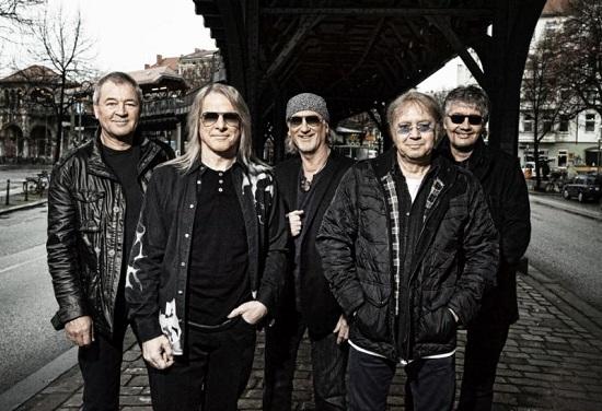 Deep Purple concerto 5 e 6 novembre 2015 Firenze e Roma orari info biglietti