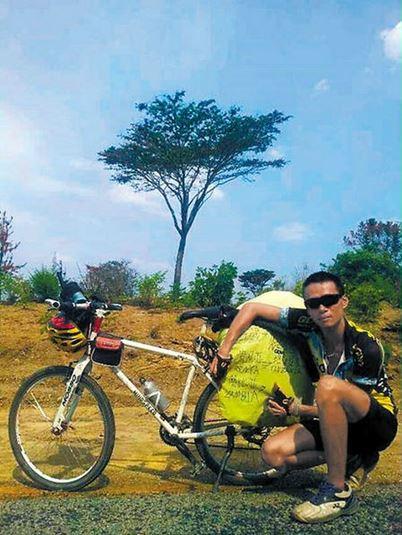 Stranezze dal mondo in bici per 2200 km