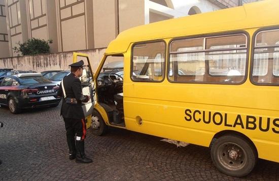 Tragedia sfiorata a Civitavecchia bambina dimenticata su scuolabus