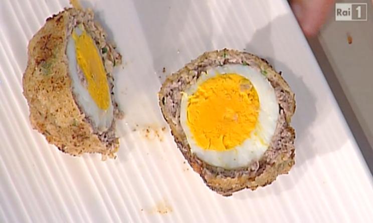 polpette uova sode anna moroni la prova del cuoco