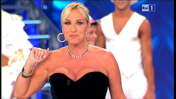 Antonella Clerici Ti lascio una canzone