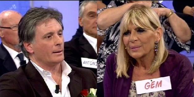 Giorgio e Gemma Trono Over