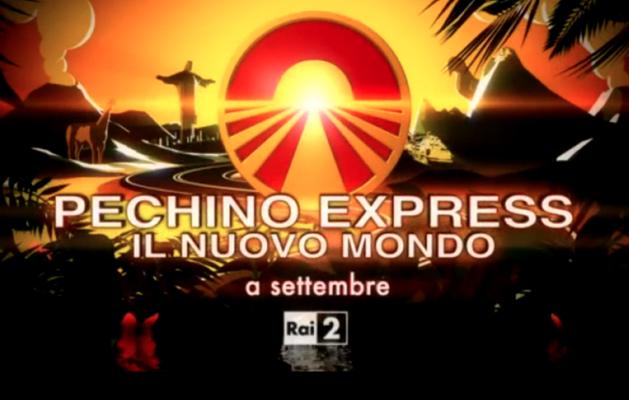pechino express 2015