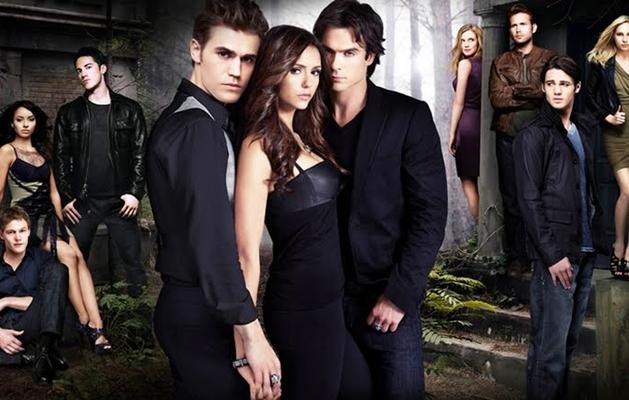 The Vampire Diaries 7 prima puntata