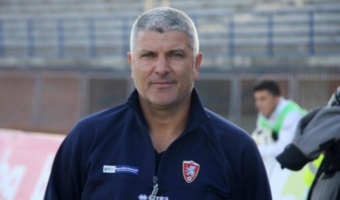Mario Somma, nuovo allenatore del Latina.