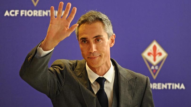 Paulo Sousa, tecnico della Fiorentina
