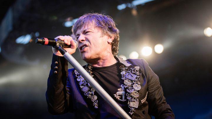 Bruce Dickinson (Iron Maiden) annuncia la sua autobiografia ufficiale
