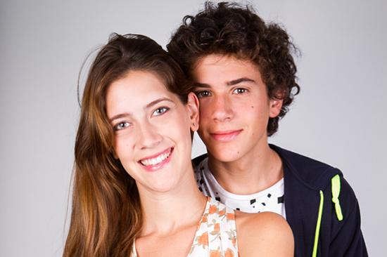Arriva la serie Lontana da me con I protagonisti di Braccialetti Rossi e Violetta