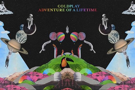 Coldplay Adventure of a Lifetime videoclip ufficiale testo e traduzione