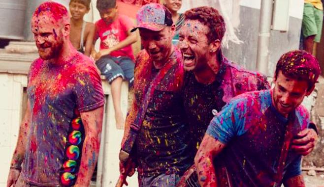 Coldplay, testo e audio del nuovo singolo Everglow