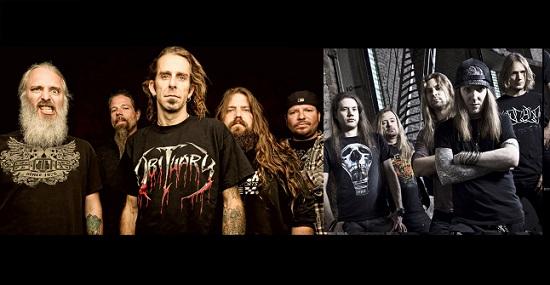 Francia Lamb Of God annullato tour Children Of Bodom proseguono info date