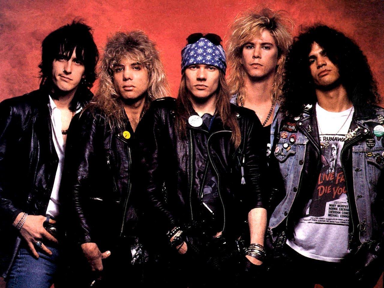 Guns N'Roses, possibile reunion con Slash nel 2016