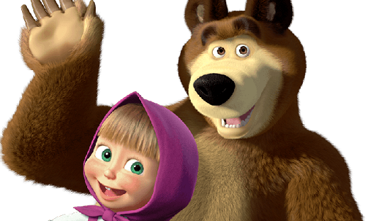 Masha e Orso Amici per sempre 23 dicembre al cinema trailer ufficiale