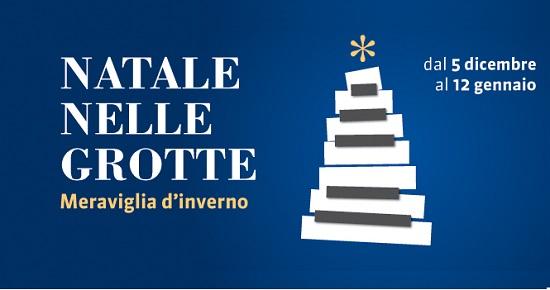 Natale nelle Grotti edizione 2016 Finardi Cristicchi Baglioni e Bollani info biglietti