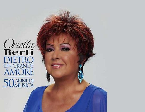 Orietta Berti Dietro un grande amore 50 anni di musica tracklist CD 1 CD 2