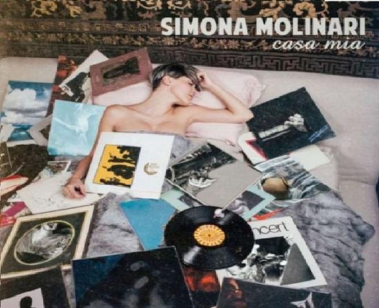 Simona Molinari nuovo album 4 dicembre 2015 Casa Mia info pre order