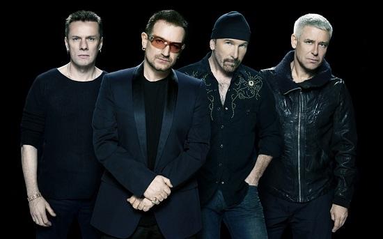 U2 a Parigi dopo gli attacchi concerto il 6 e il 7 dicembre 2015 info