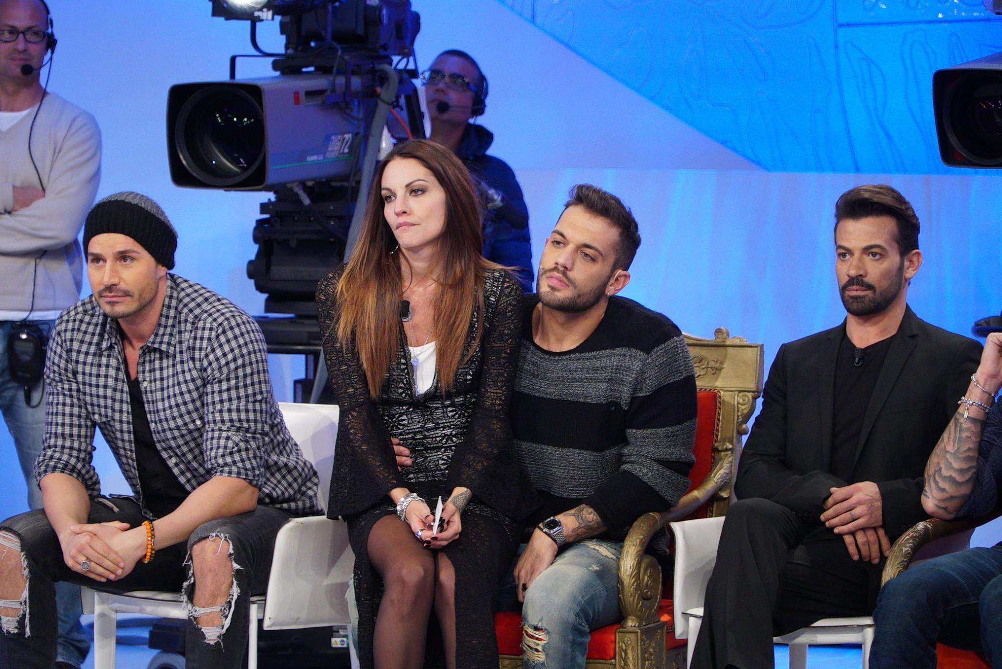Uomini e donne Gianmarco sceglie Laura