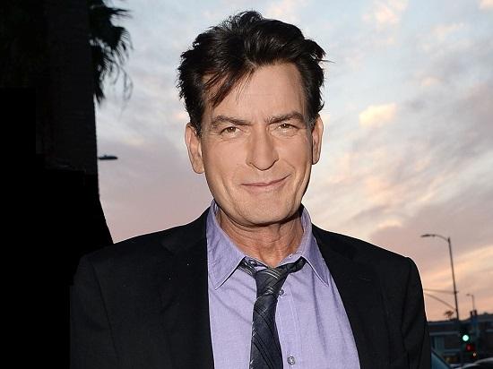 Usa Charlie Sheen choc e sieropositivo annuncio in tv