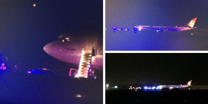 allarme bomba su volo diretto a istanbul