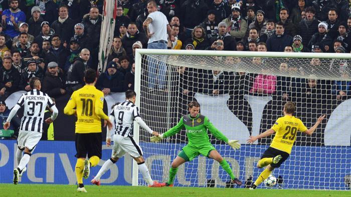 Juventus e Borussia Monchengladbach di nuovo rivali in Champions League