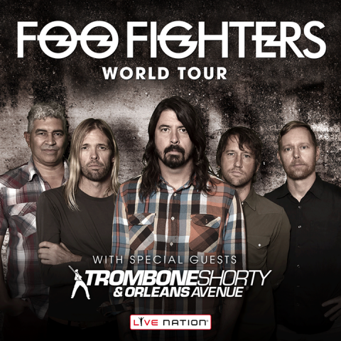 Foo Fighters live, concerti 12 e 13 novembre 2015 Bologna e Torino, scaletta probabile e orario