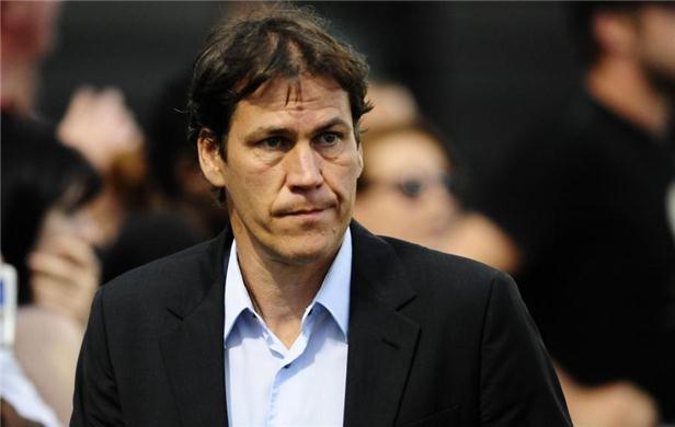 Il tecnico della Roma Rudi Garcia.