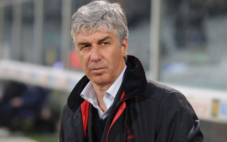 Gasperini, tecnico del Genoa