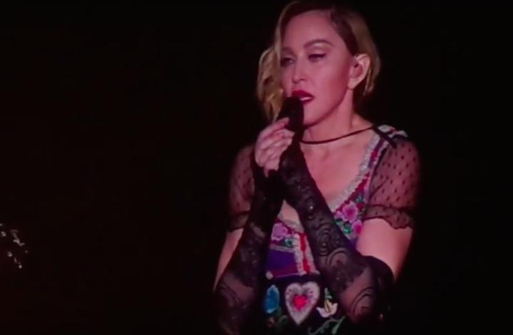 Madonna in lacrime a Stoccolma, confermate le date di Torino