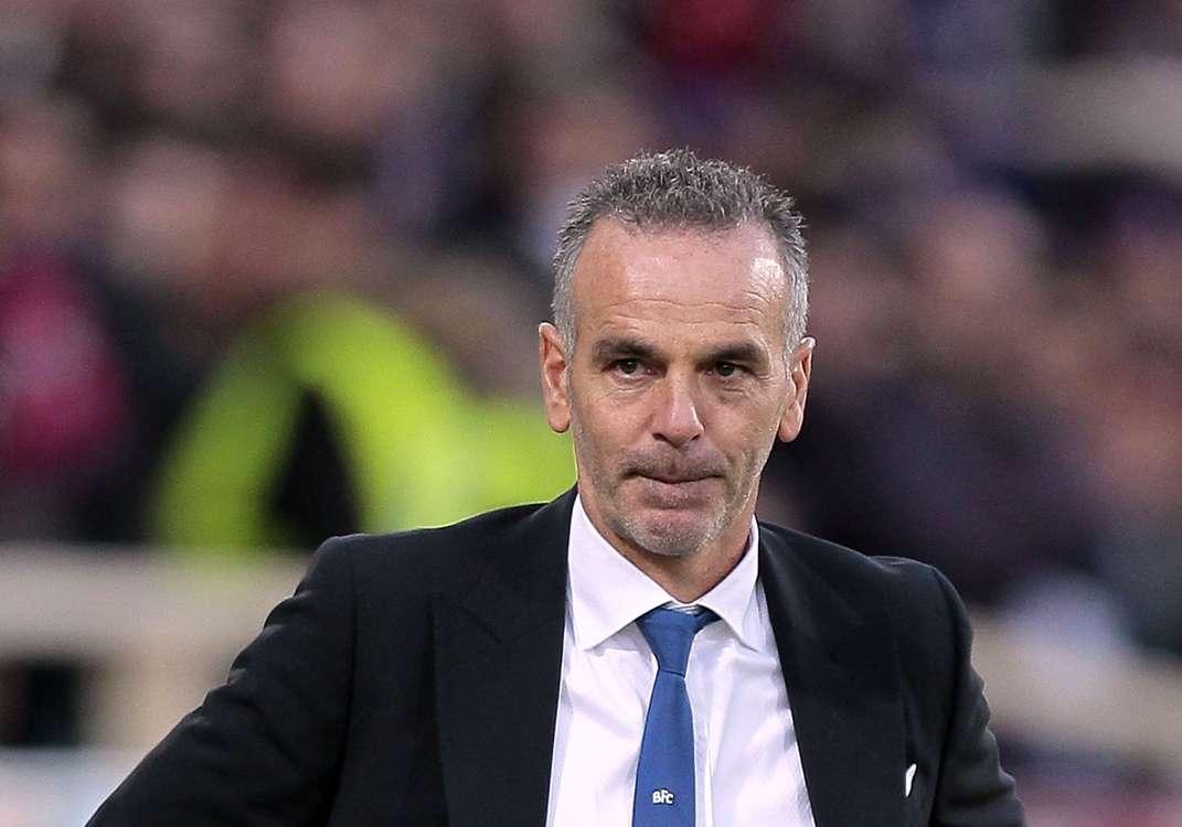 Stefano Pioli, tecnico della Lazio.