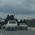 Isis a Tirana? Le foto che hanno terrorizzato i cittadini