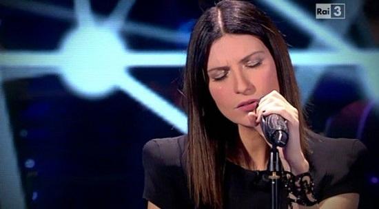 Che tempo che fa 20 dicembre 2015 ospiti Laura Pausini e Checco Zalone