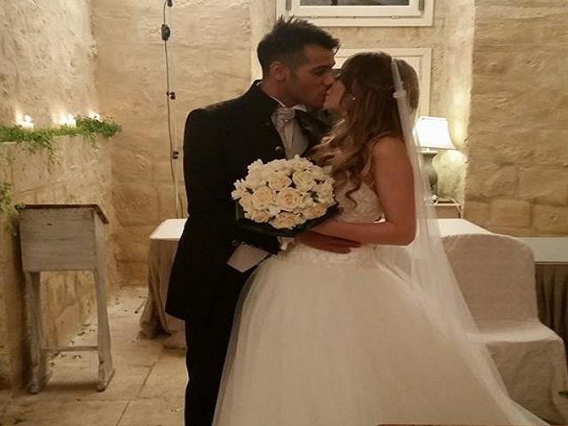 Uomini e donne Aldo e Alessia anniversario matrimonio