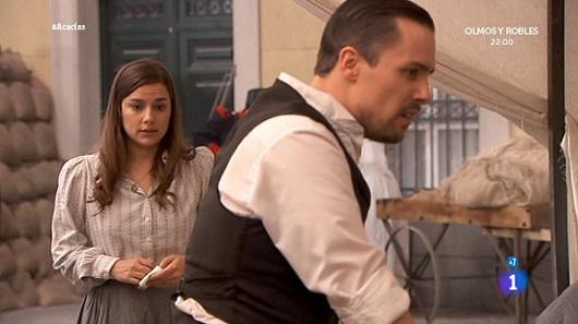 Anticipazioni Una Vita | Acacias 38, puntata 30 dicembre: Manuela dice a German la verità su Justo